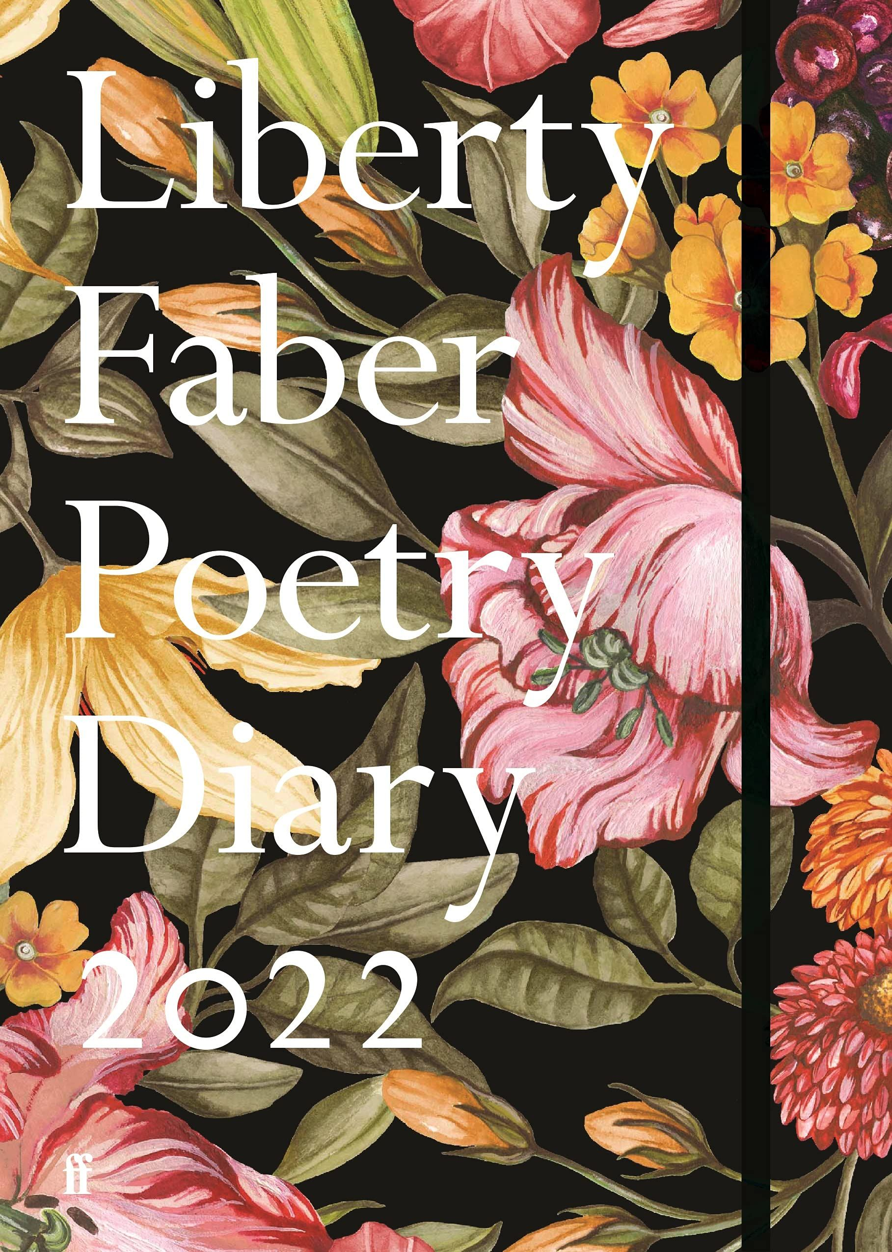 Liberty Faber Poetry Diary 2022