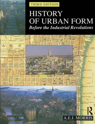 Picture of History of Urban Form Before the Industrial Revolution