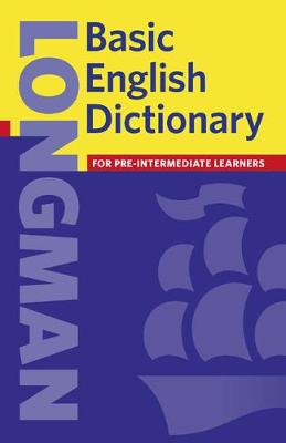 Picture of Basic English Dictionary