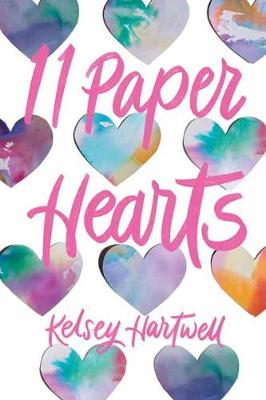 Picture of 11 Paper Hearts