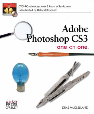 Picture of Adobe Photoshop CS3 One-on-one