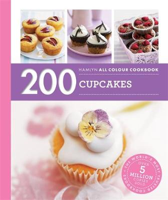 Picture of Hamlyn All Colour Cookery: 200 Cupcakes : Hamlyn All Colour Cookbook