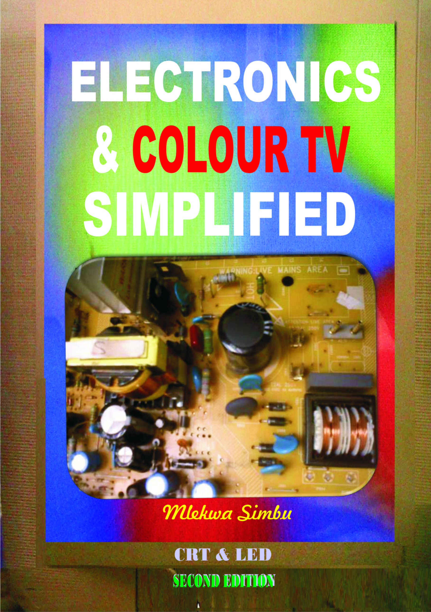 Picture of Electronics & Colour Tv Simplified
