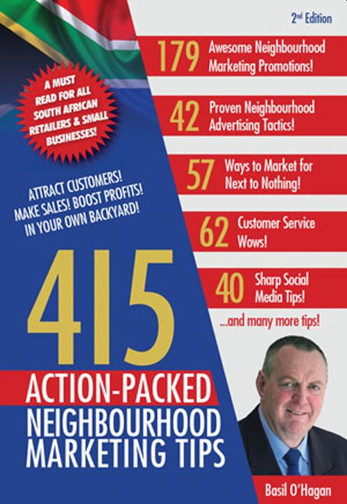 Picture of 415 Action-Packed Neighbourhood Marketing Tips
