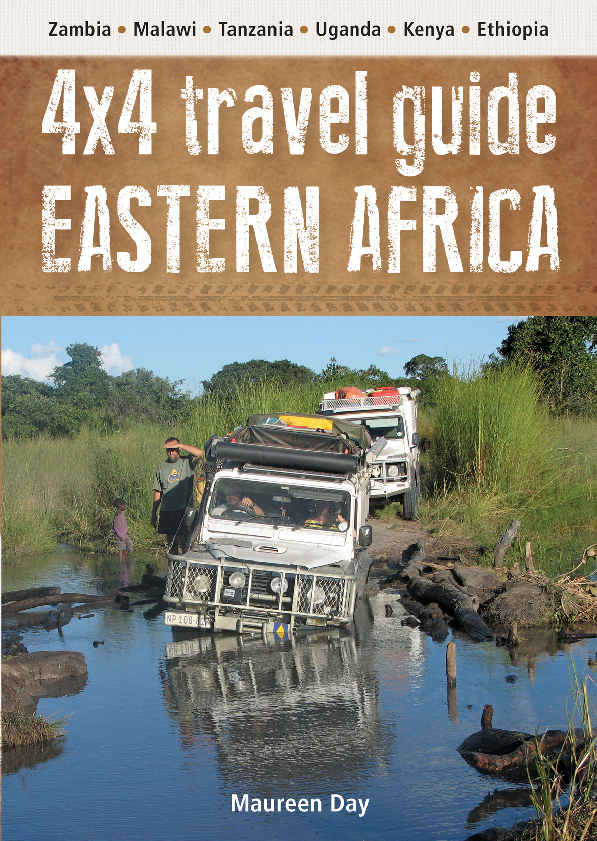 Picture of 4x4 Travel guide: Eastern Africa