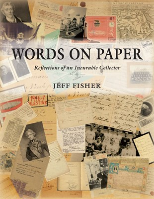Picture of Words on paper : Reflections of an incurable collector