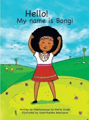 Picture of Hello! My name is Bongi
