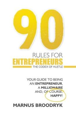 Picture of 90 rules for entrepreneurs
