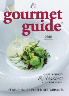 Picture of JHP gourmet guide 2018 : Reviewed, rated and plated