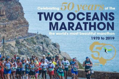 Picture of Celebrating 50 Years of the Two Oceans Marathon : The World's Most Beautiful Marathon 1979-2019