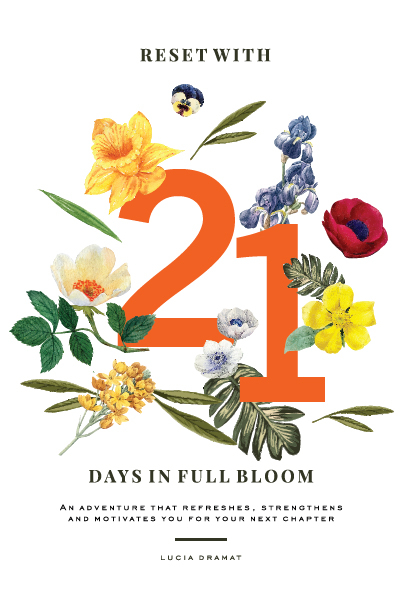 Picture of 21 Days In Full Bloom