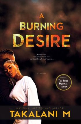 Picture of A Burning Desire : A Novel