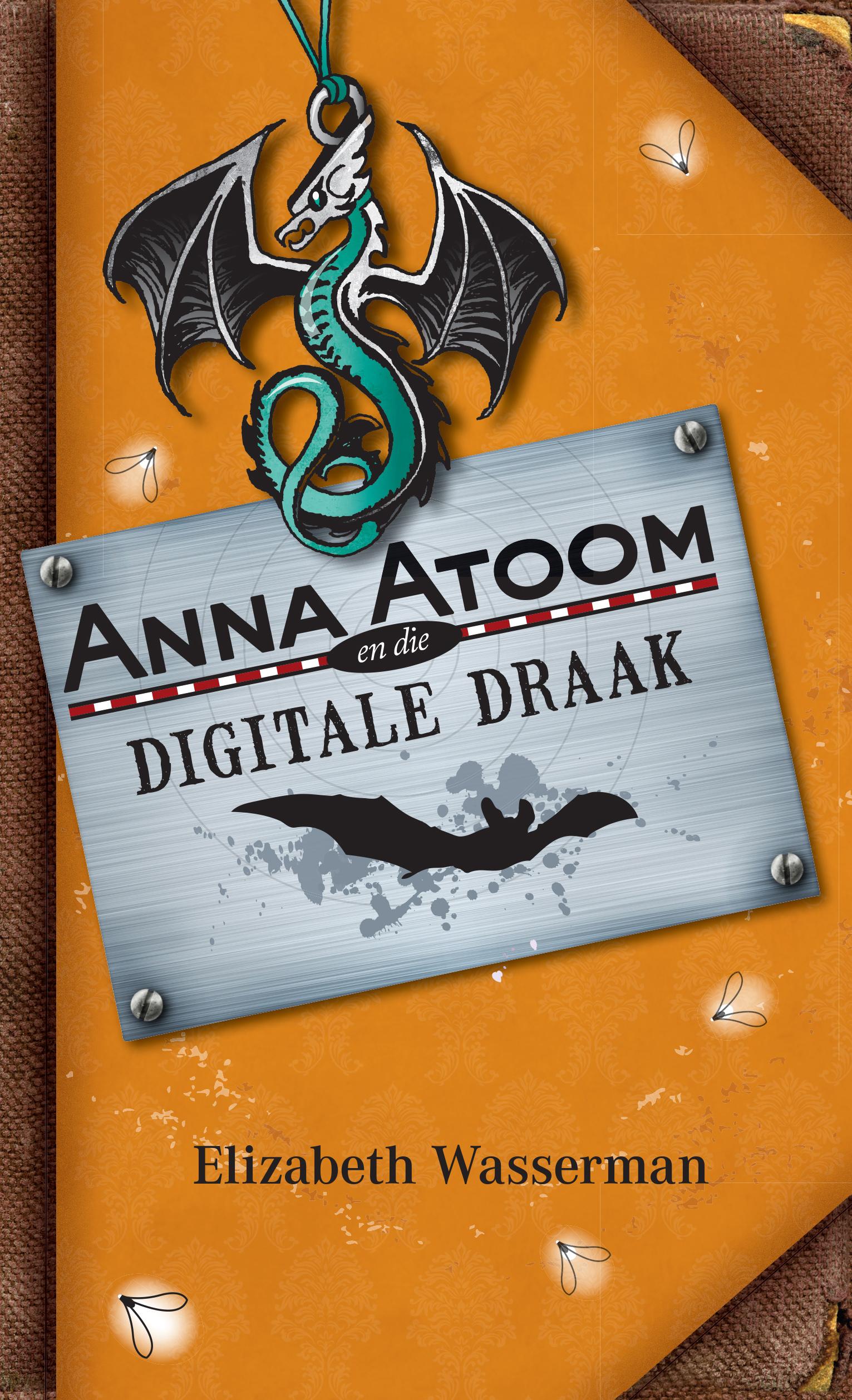 Picture of Anna Atoom en die digitale draak