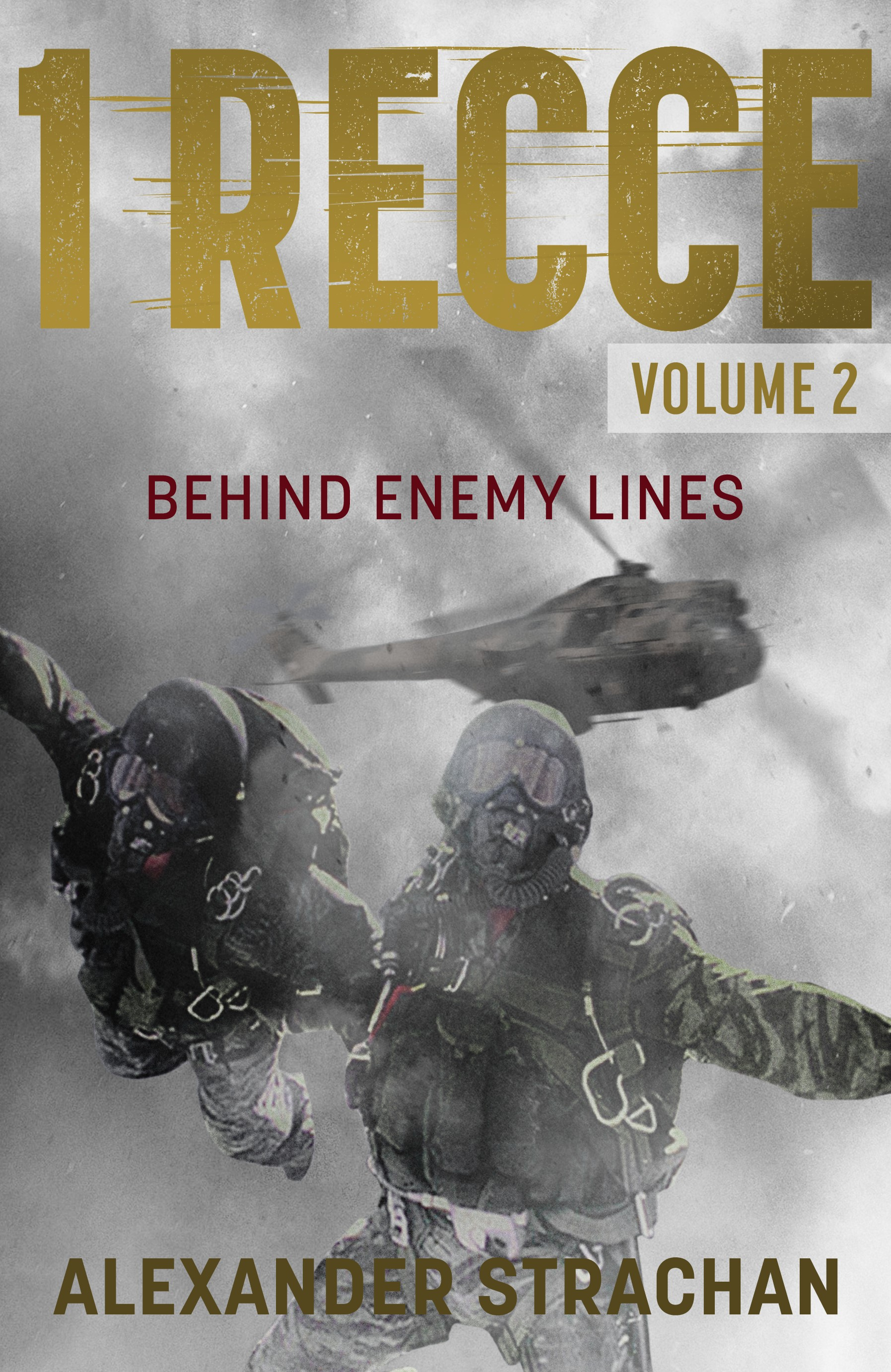 Picture of 1 Recce : Volume 2 : Behind Enemy Lines