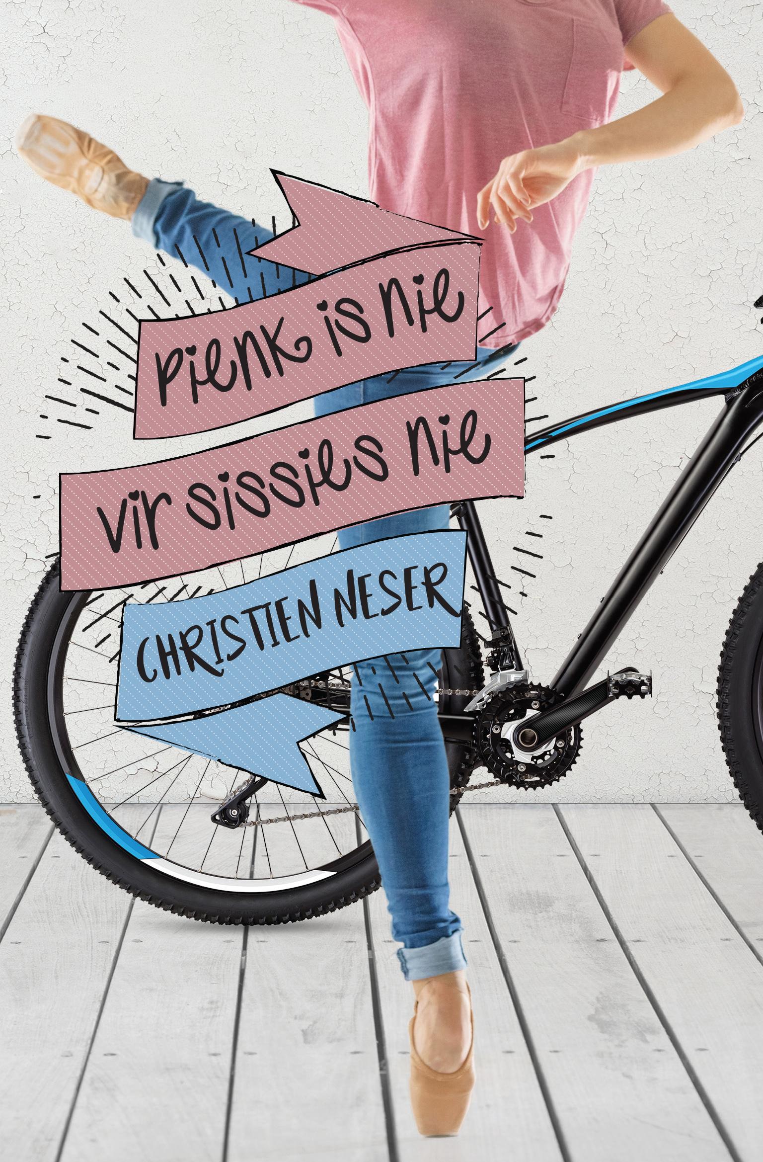 Picture of Pienk is nie vir sissies nie