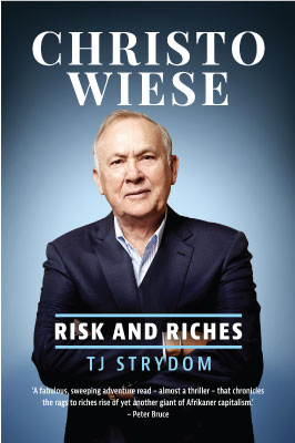 Picture of Christo Wiese : Risk and riches