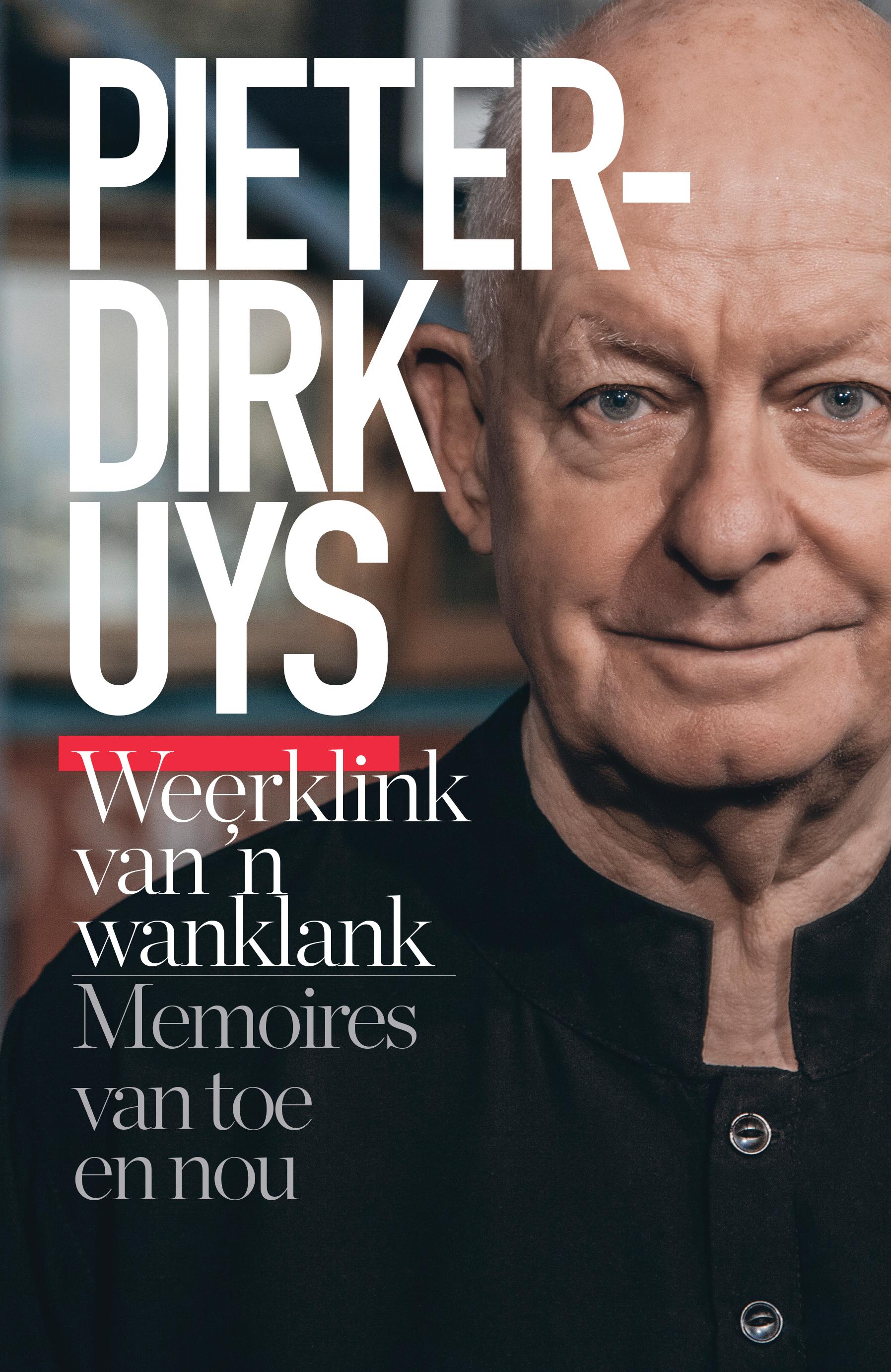 Picture of Pieter-Dirk Uys: Weerklink van 'n wanklank