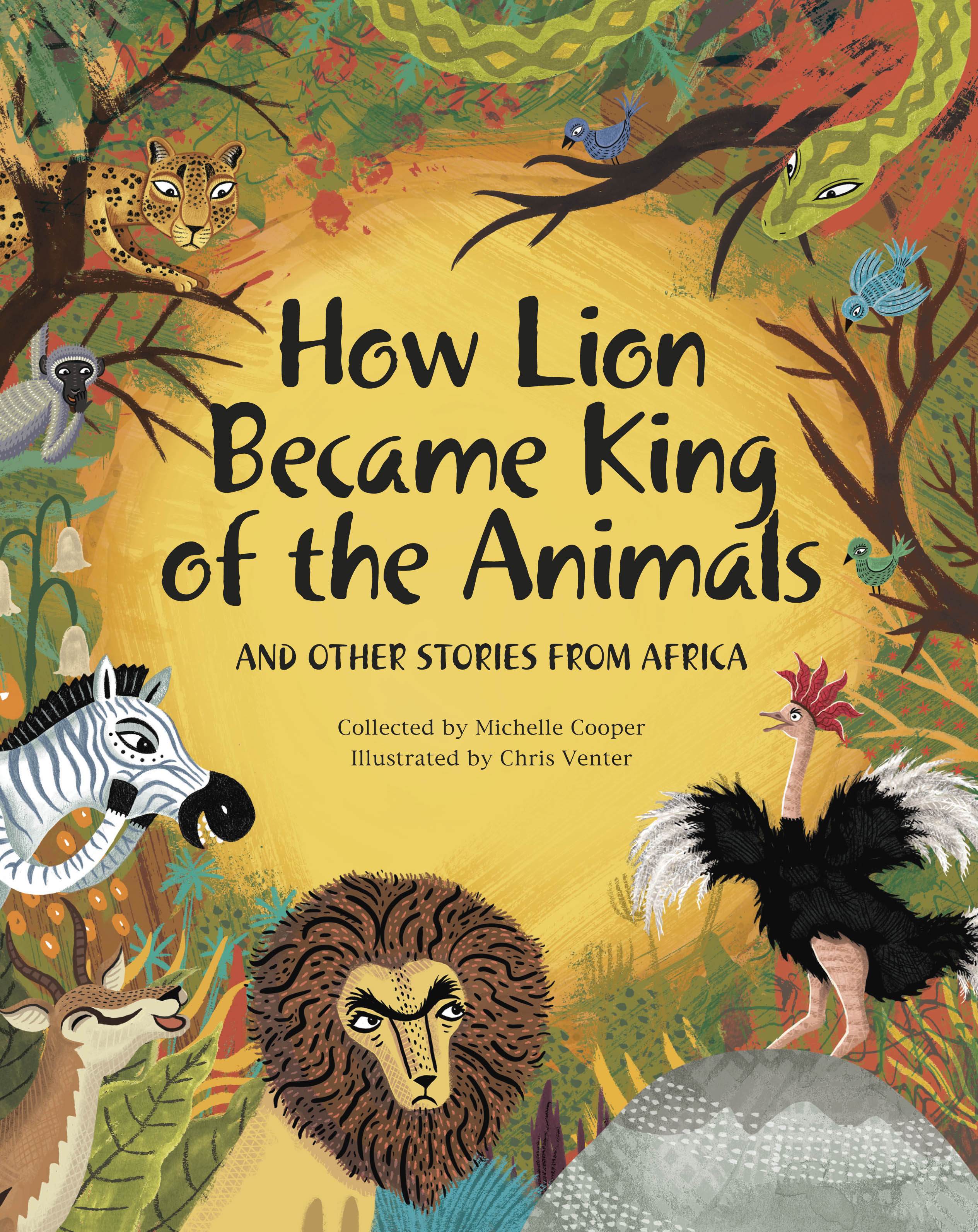 Picture of How Lion Became King of the Animals