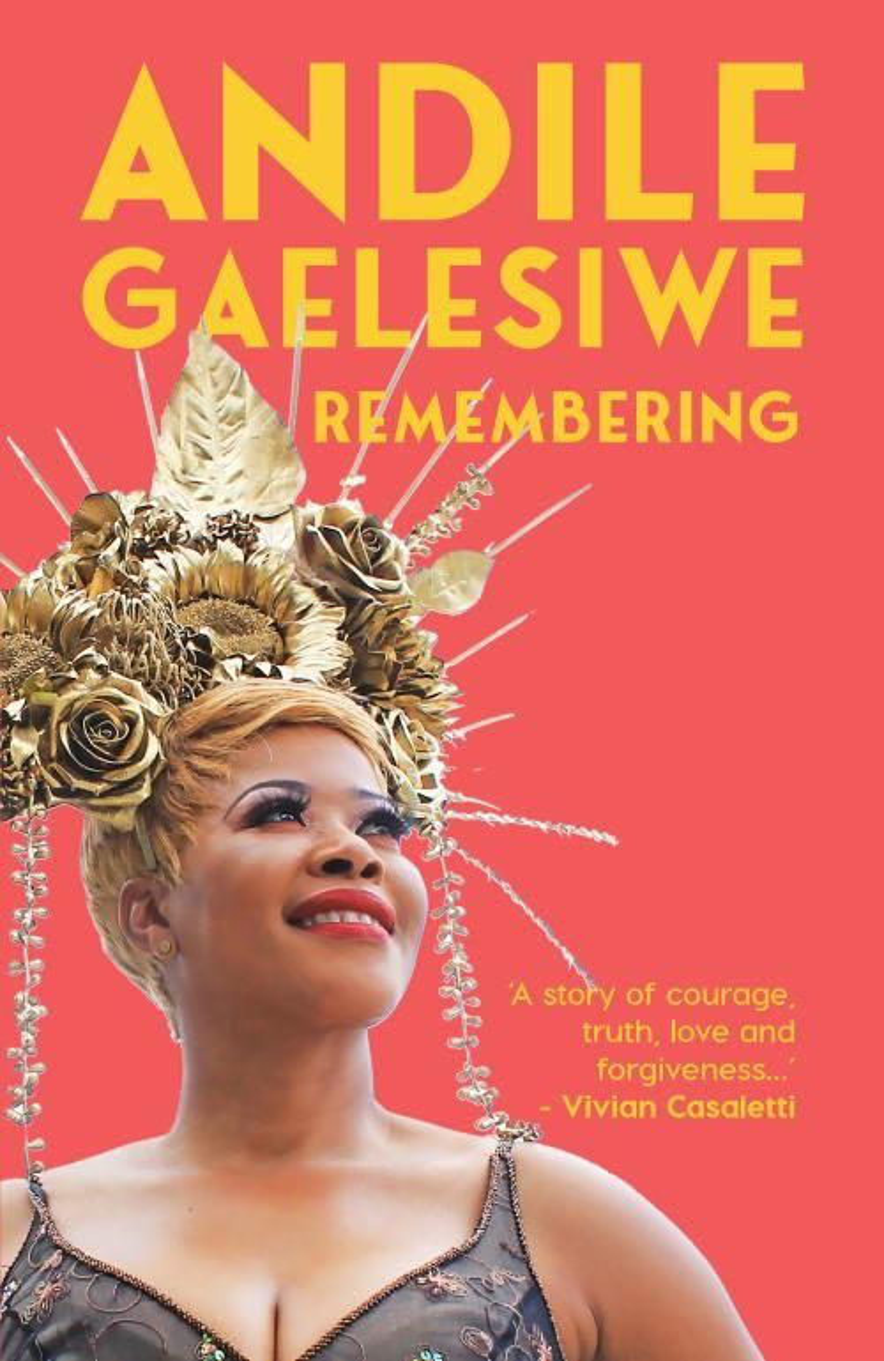 Picture of Andile Gaelesiwe: Remembering