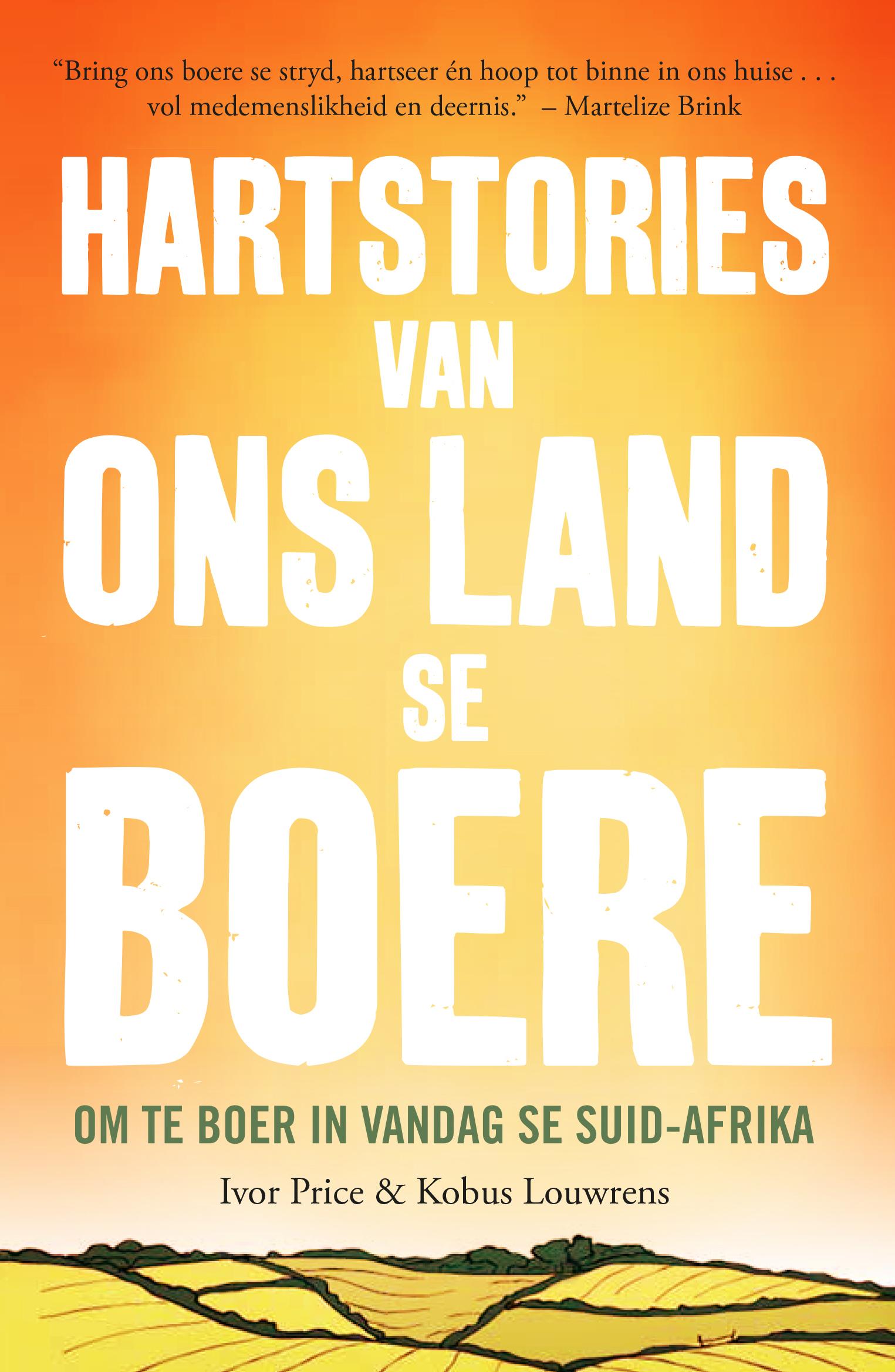 Picture of Hartstories van Ons Land se Boere