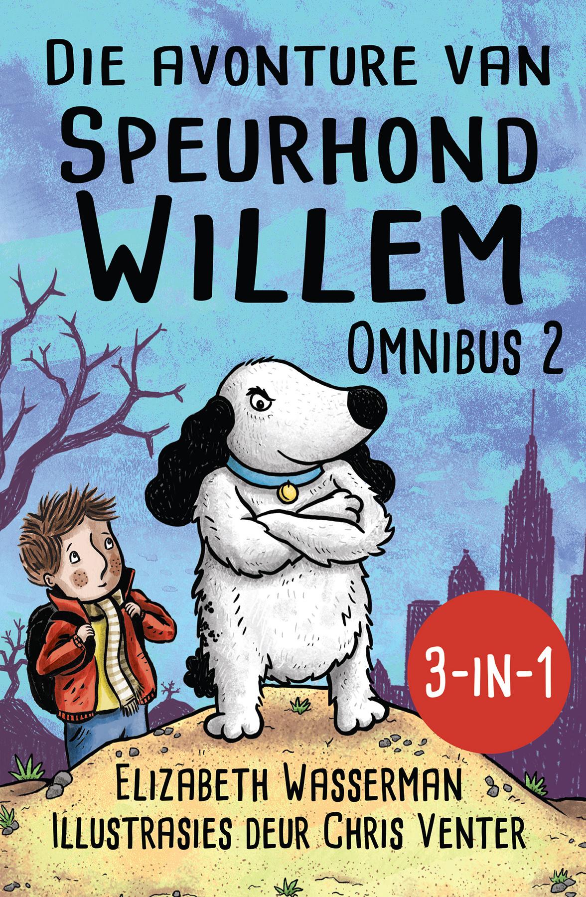 Picture of Die Avonture van Speurhond Willem: Omnibus 2