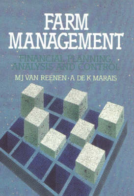 Picture of Farm management : Financial planning, analysis and control