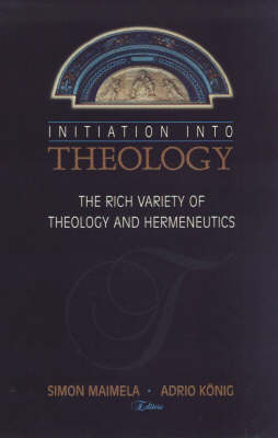 Picture of Initiation into theology