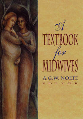 Picture of A textbook for midwives