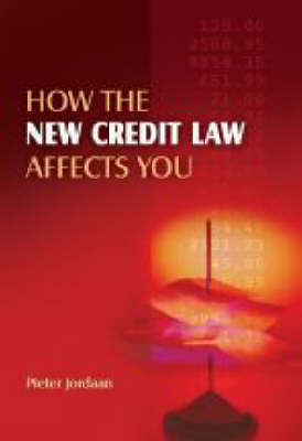 Picture of Hoe die nuwe kredietwet jou beinvloed/How the new credit law affects you