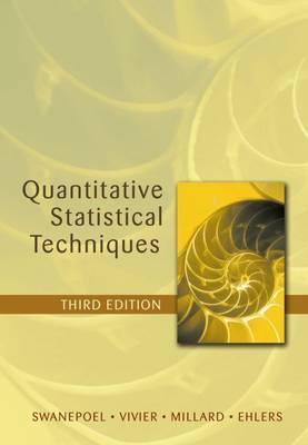 Picture of Quantitative statistical techniques