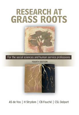 Picture of Research at grass roots : For the social sciences and human services professions