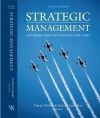 Picture of Strategic management : Southern African concepts and cases