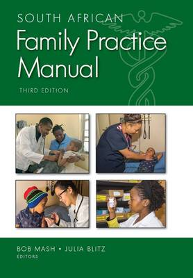 Picture of South African family practice manual