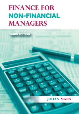 Picture of Finance for non-financial managers