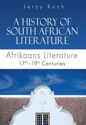 Picture of A history of South African literature
