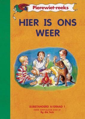 Picture of Hier is ons weer (Kur 2005) : Graad 1 : Boek 3