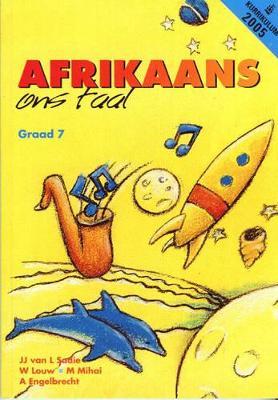 Picture of Afrikaans ons taal : Graad 7 : Leerderboek
