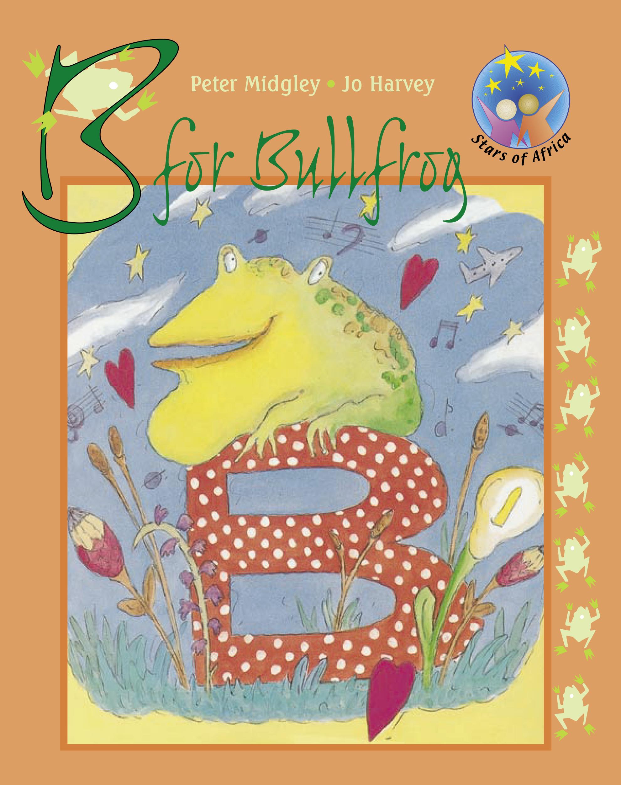 Picture of B for Bullfrog: Grade 4: Reader