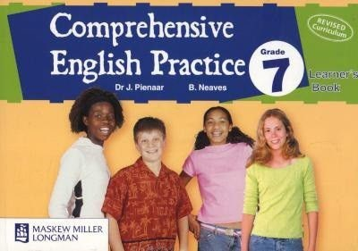 Picture of Comprehensive English Practice: Grade 7: Learner's Book