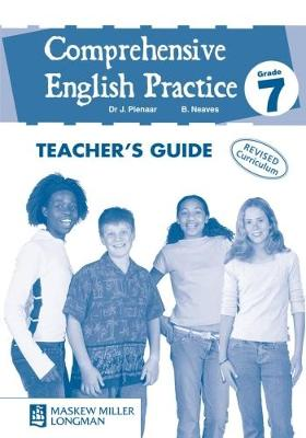 Picture of Comprehensive English Practice: Grade 7: Teacher's Guide