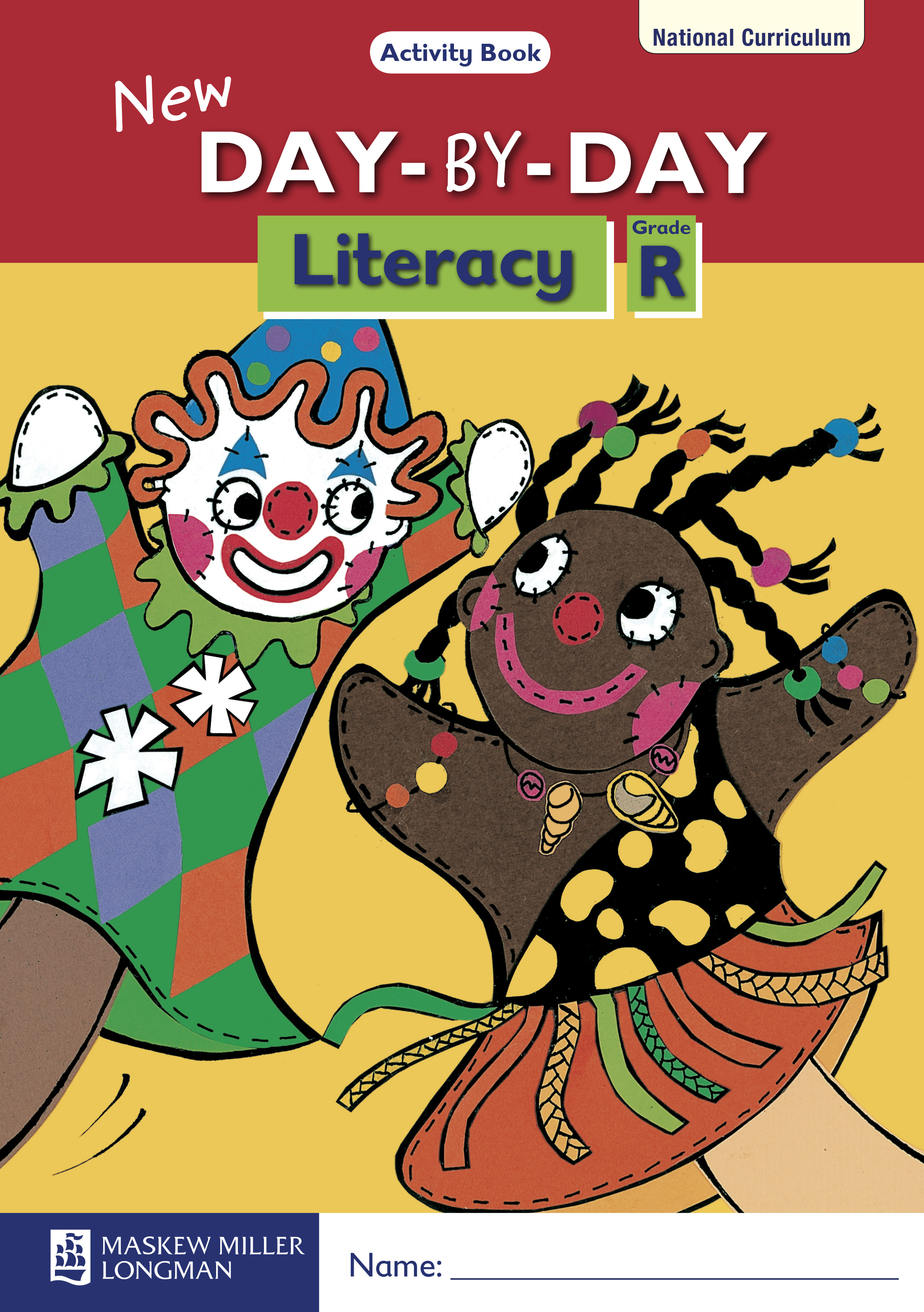 Picture of New day-by-day literacy