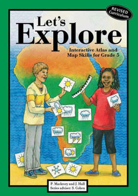 Picture of Lets explore : interactive atlas and map skills for natural sciences and social science atlas