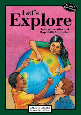 Picture of Let's explore : interactive atlas and map skills for social sciences and natural science