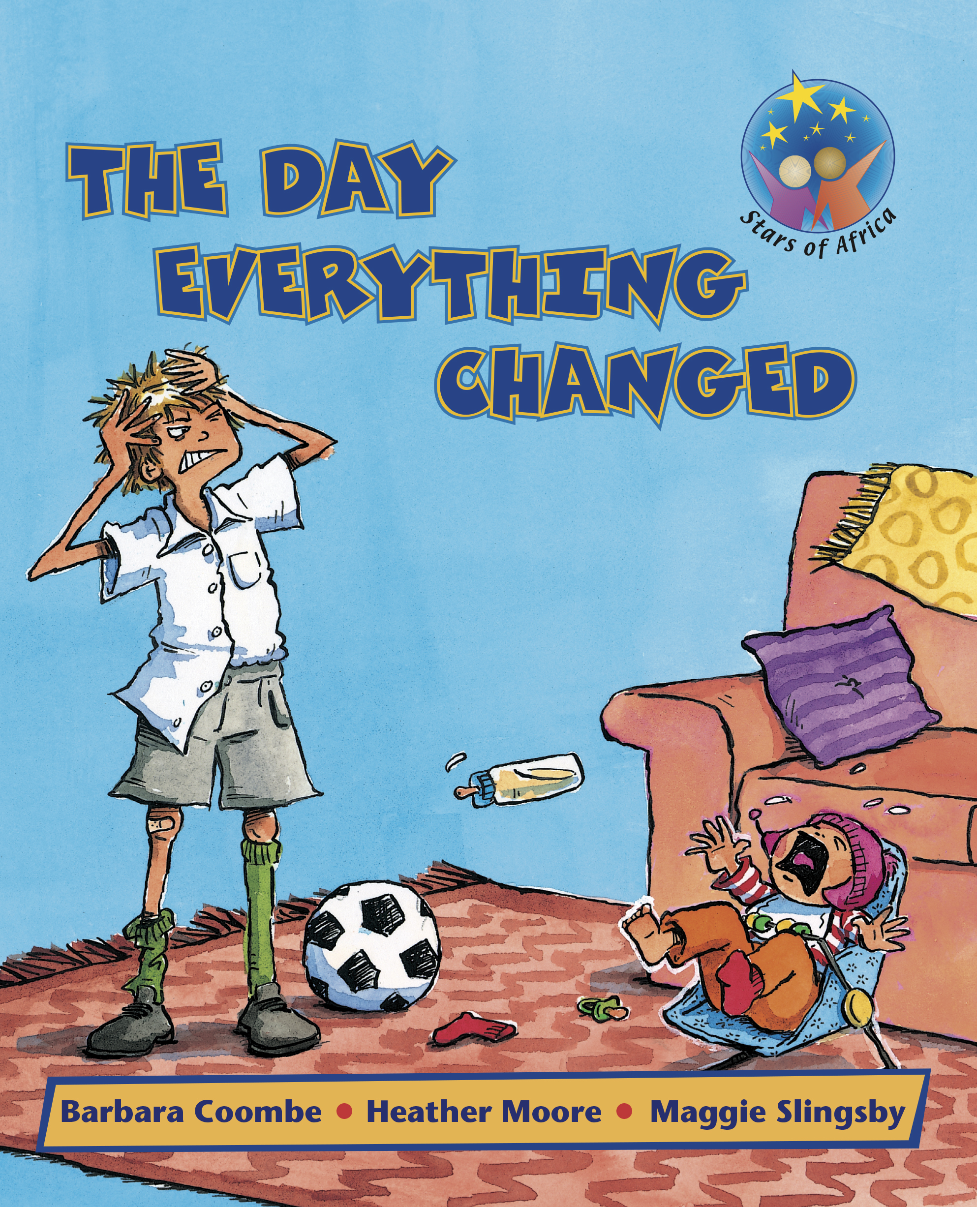 The Day everything changed : Grade 5