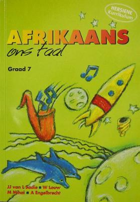 Picture of Afrikaans ons taal: Gr 7: Leerdersboek NCS