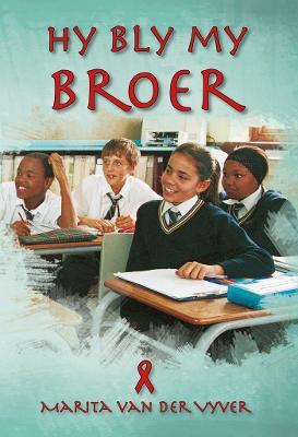 Picture of Kaperjol Leesboek: Hy bly my broer: Graad 7