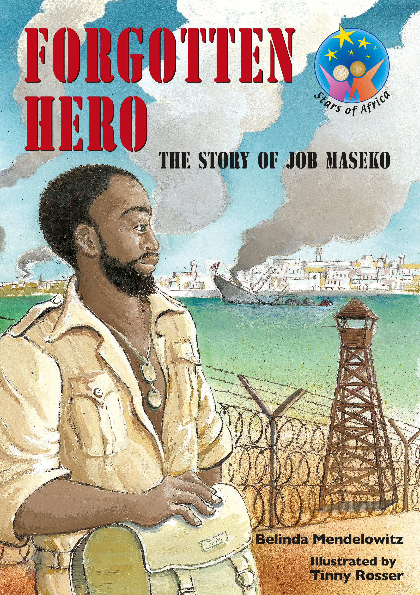 Picture of Forgotten Hero (NCS): Grade 7: Reader