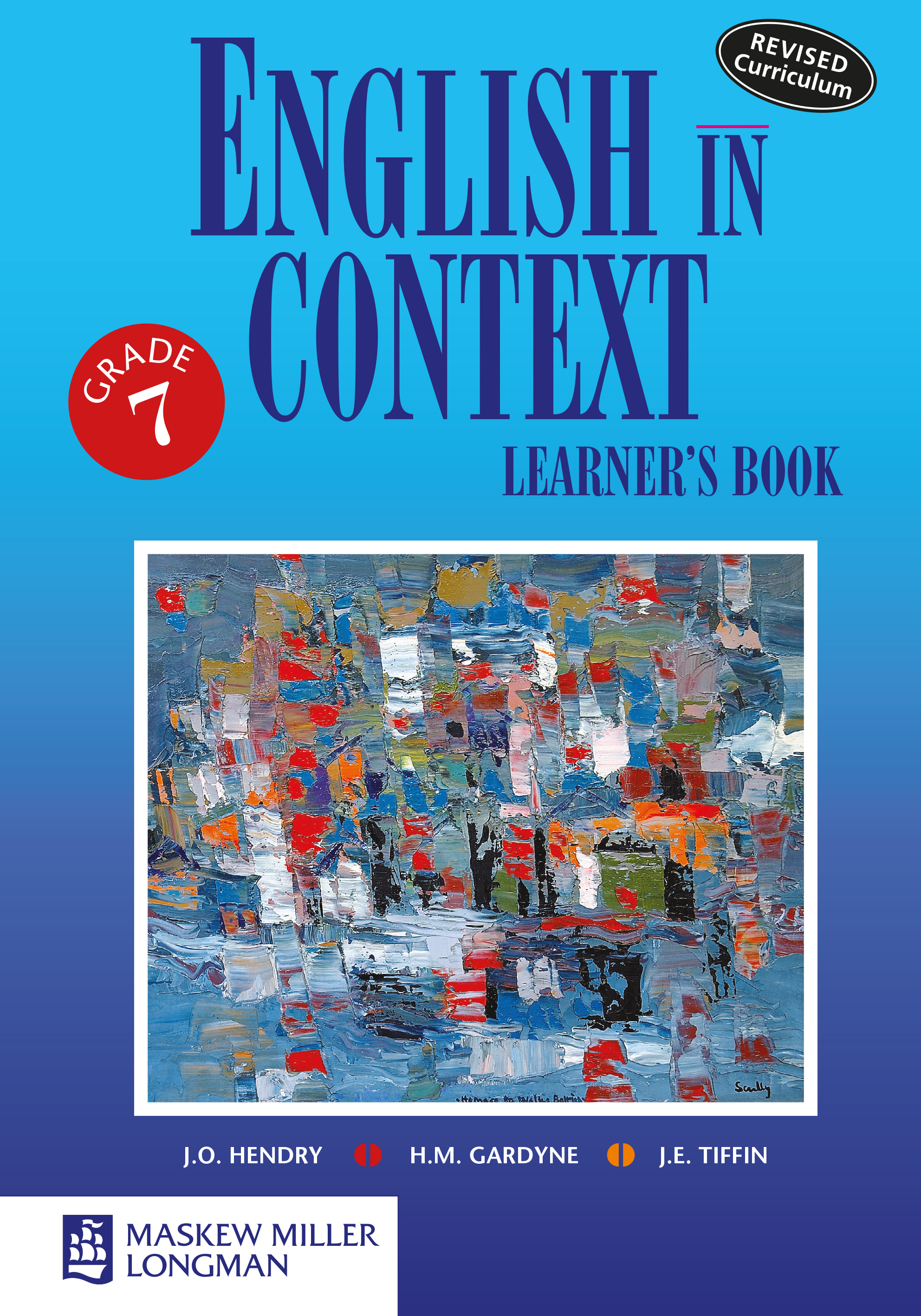 Picture of English in Context: Grade 7: Learner's Book