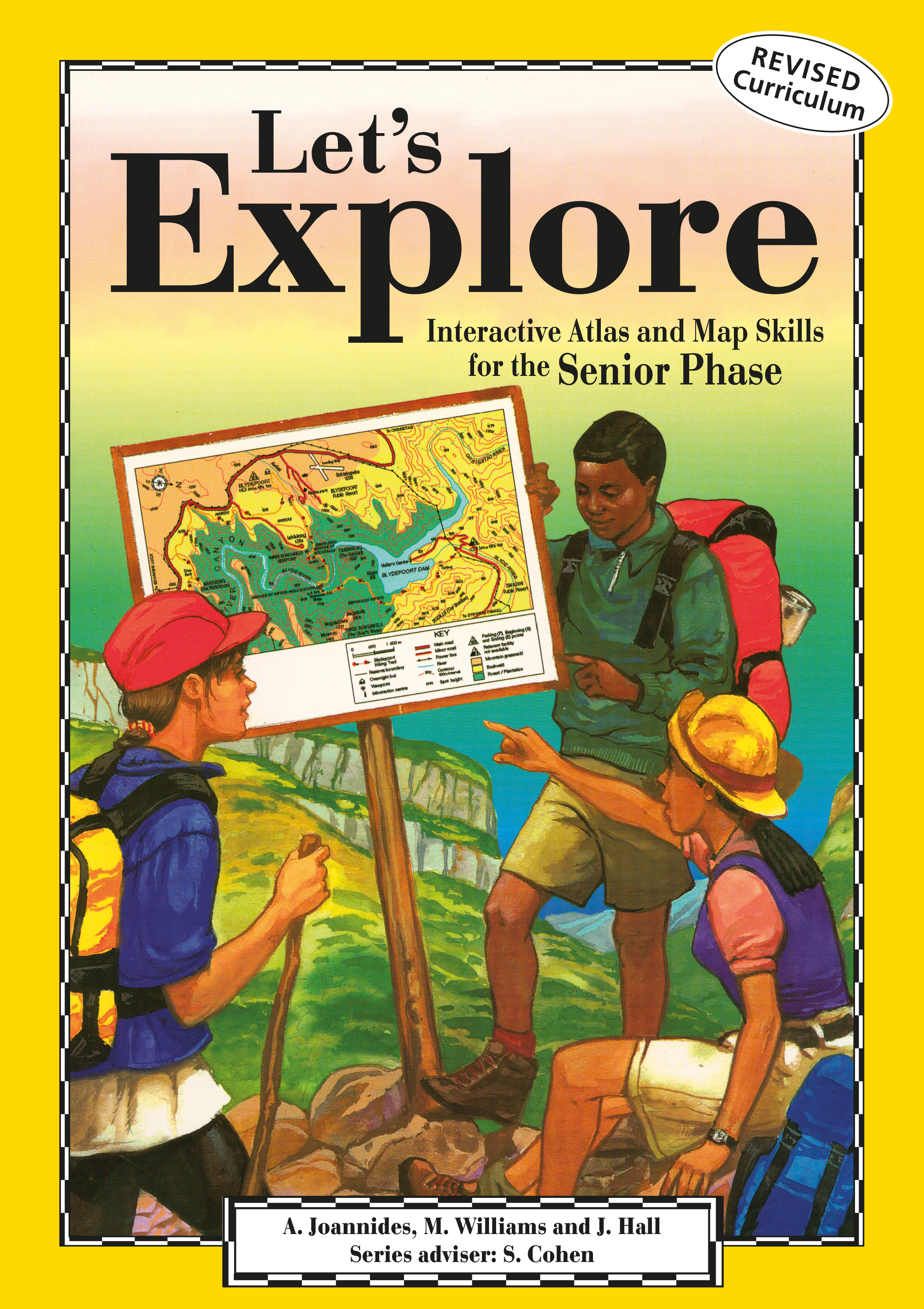 Picture of Let's explore: Senior phase : Interactive atlas and map skills