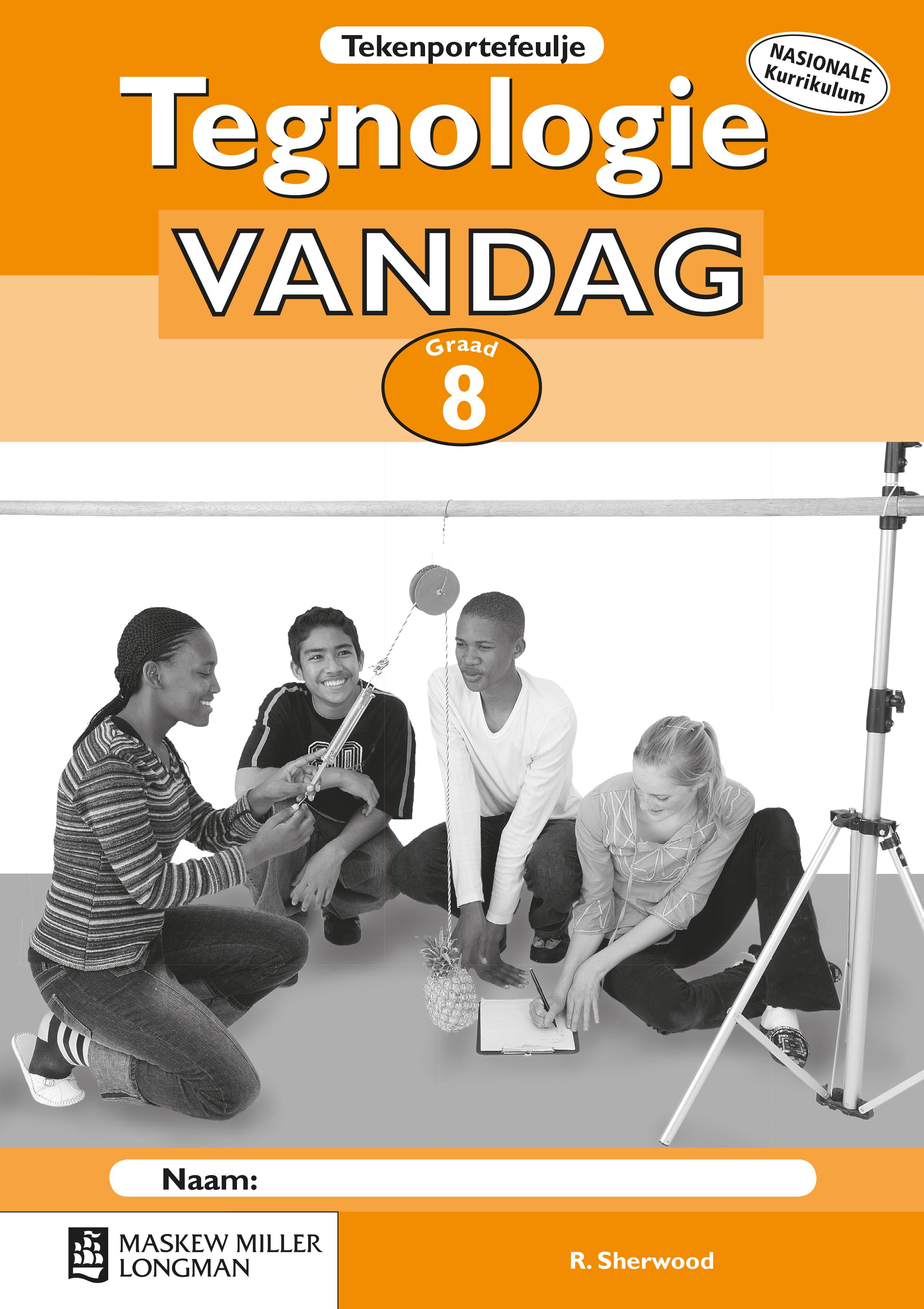 Picture of Tegnologie Vandag: Graad 8: Tekenportefeulje